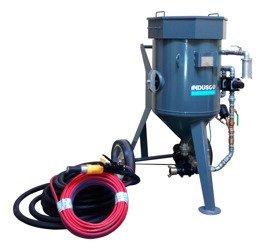 UNIVERSAL soda blasting package 150L