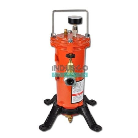 Compressor ALUP SCK 25  2,91 m3/min and SPECIAL Clemco package 100L
